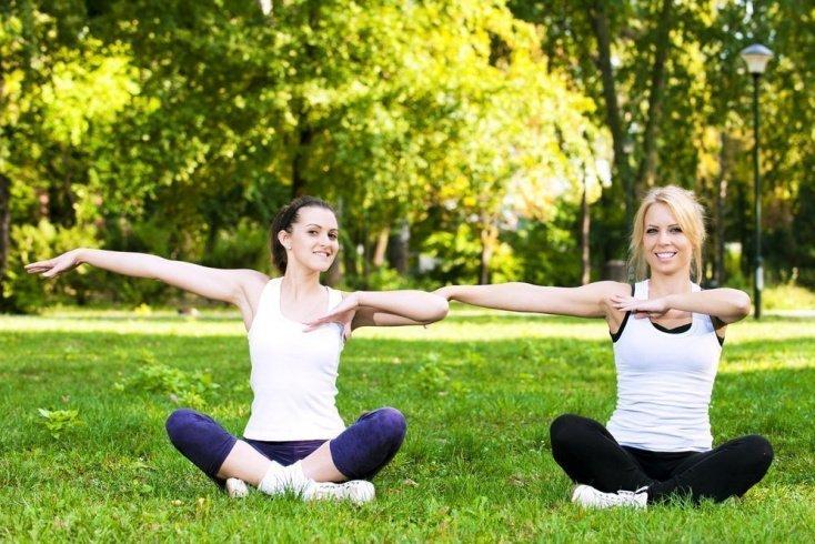 Польза активного отдыха