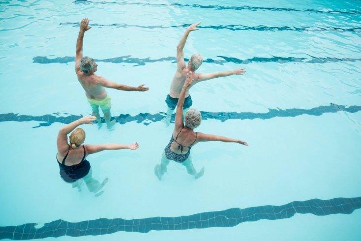 Рекомендации по проведению фитнес-тренировок в бассейне