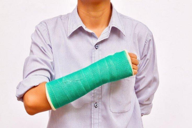 Полимерный гипс — новое слово в медицине