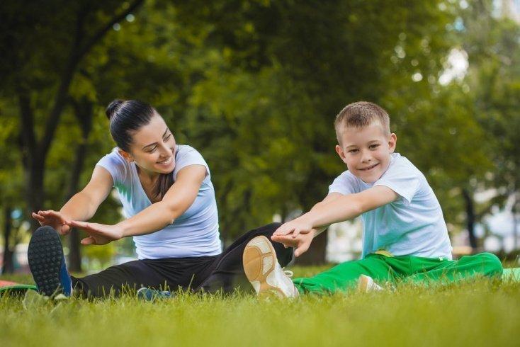 Упражнения для детей 4-5 лет