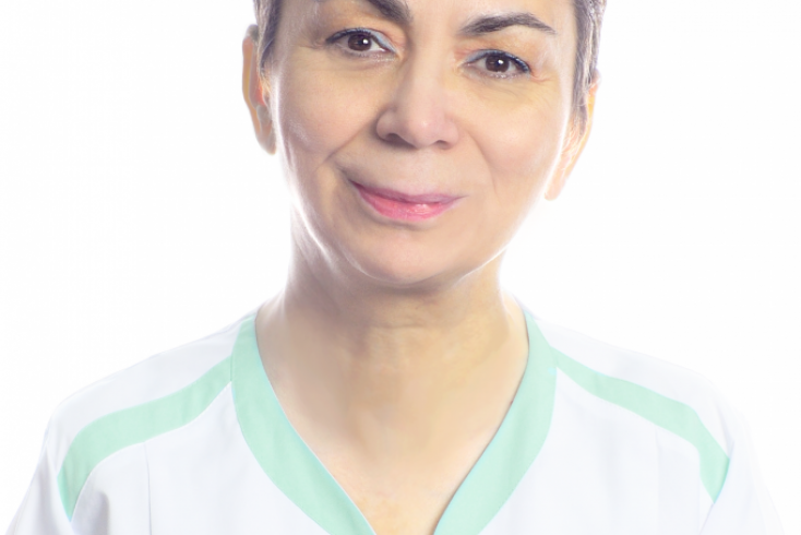 Джиоева Натела Резоевна, врач-терапевт сети медицинских центров ЛЕЧУ
