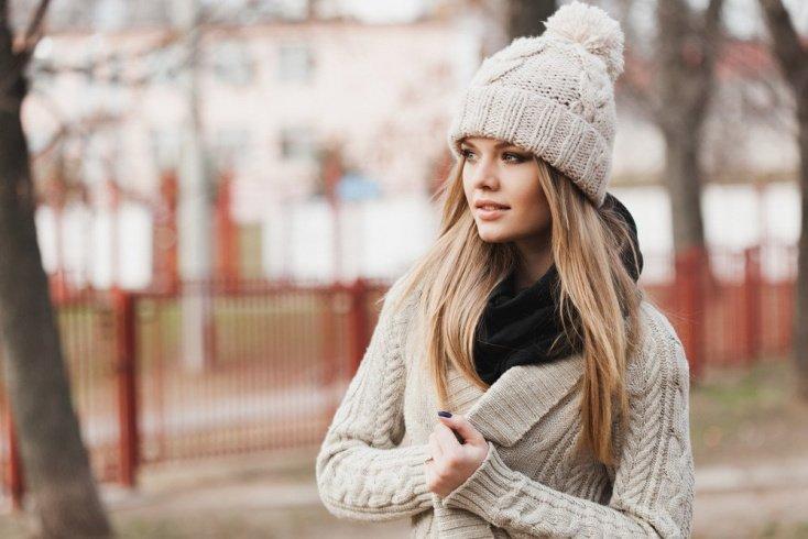 Как правильно надевать шапку?