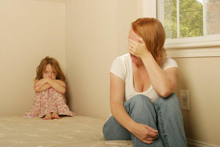 Причины появления комплексов у матери