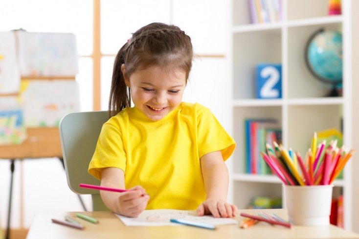 Любимые занятия детей