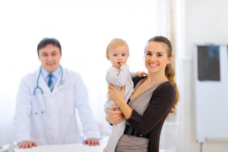 Оперативное вмешательство при неонатальном дакриоцистите у малышей
