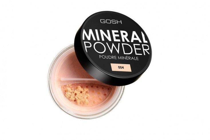 Минеральная пудра Gosh Mineral Powder, 8 г Источник: irecommend.ru.q5.r-99.com