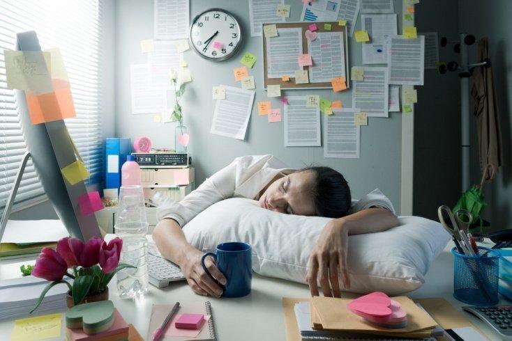 Психология лени: почему не хочется работать?