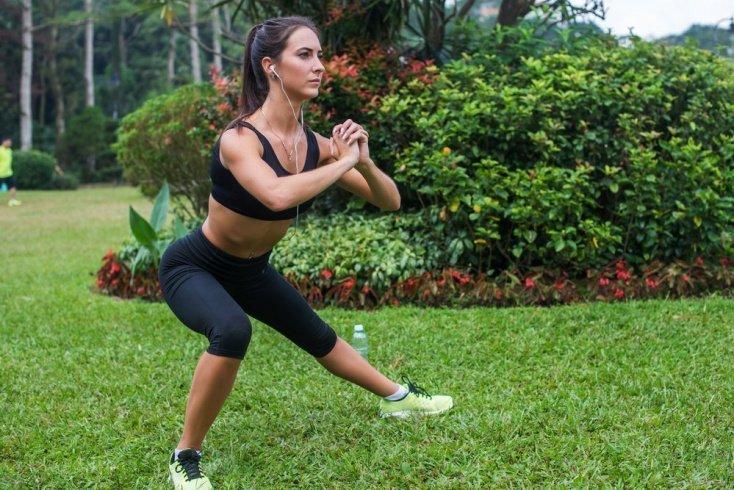 Особенности домашнего фитнеса