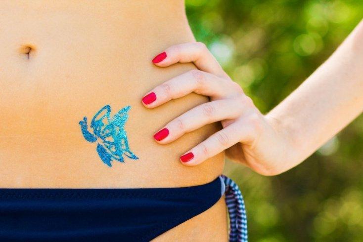 Основные виды временных татуировок