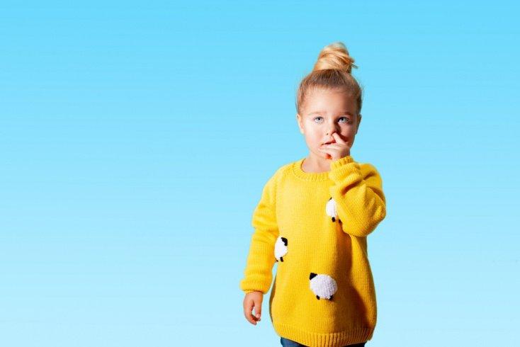 Что делать, если дети ковыряются в носу?