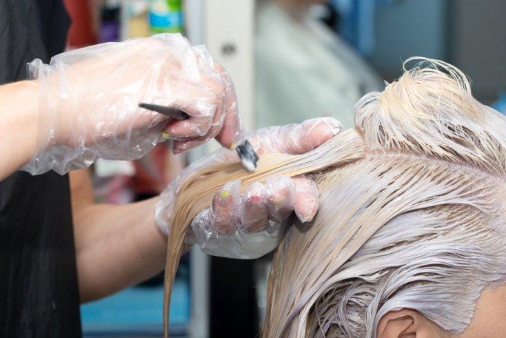 Тонкости окрашивания волос