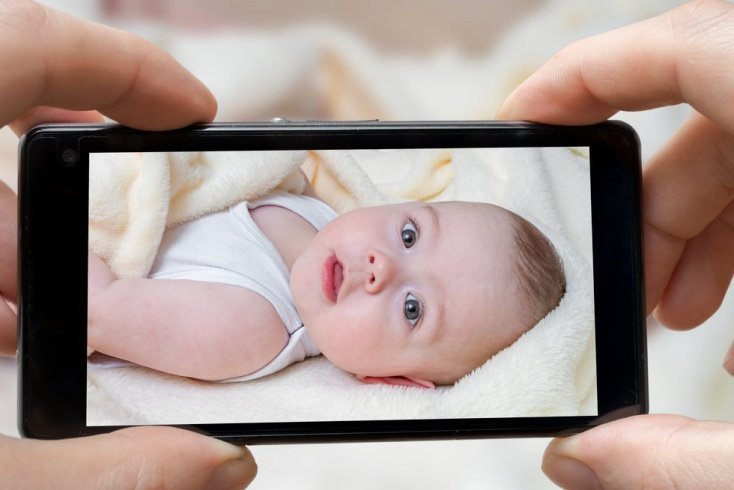 Можно ли снимать новорожденных и совсем маленьких деток?