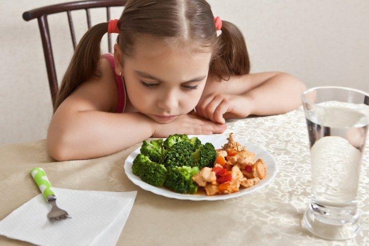 Овощи для малютки: цветная капуста и брокколи