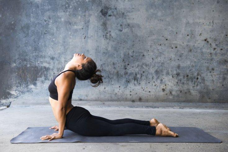 Эффективные упражнения для спины и позвоночника