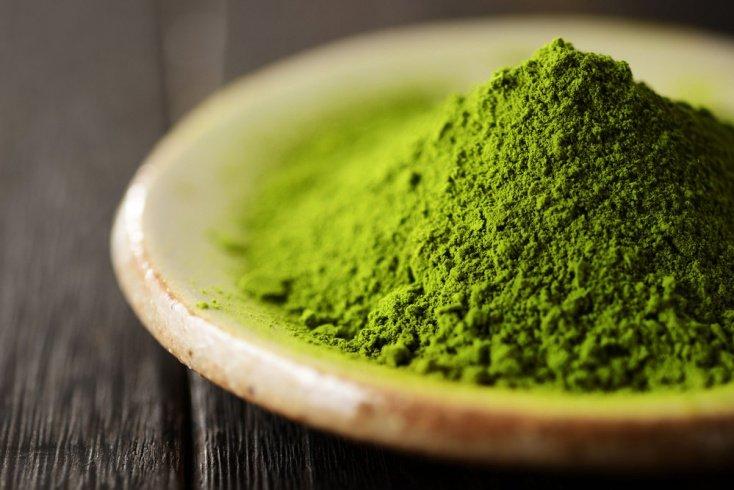 Из истории зеленого напитка