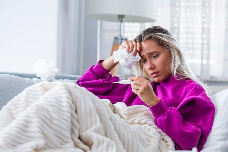 Известные симптомы заражения SARS-CoV-2