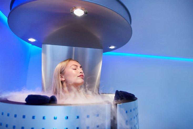 Каков эффект салонных процедур, основанных на воздействии холода?
