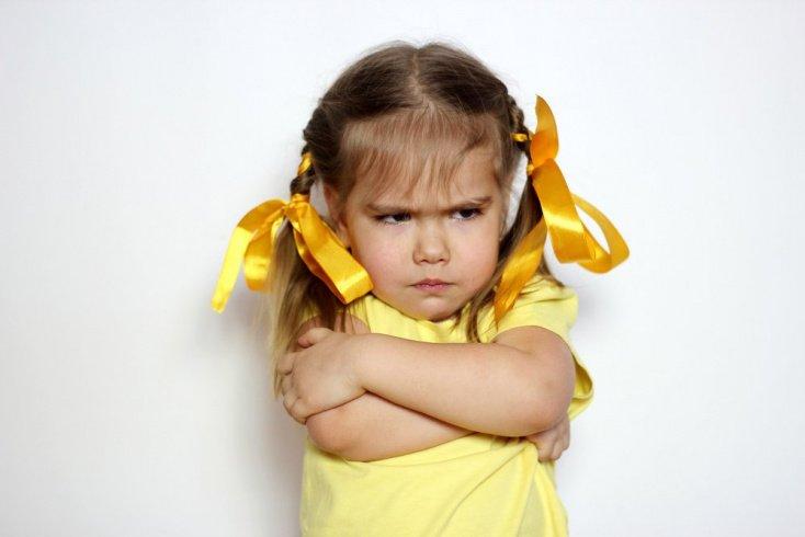 Баловство и непослушание детей разного возраста
