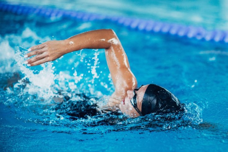 Техники плавания для похудения
