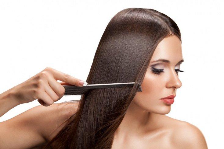 Восстановление красоты волос в домашних условиях