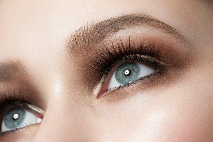 Основные правила при выборе теней под цвет глаз