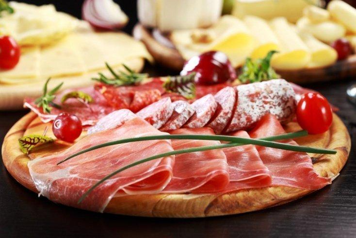 Полезная диета - без обработанных продуктов