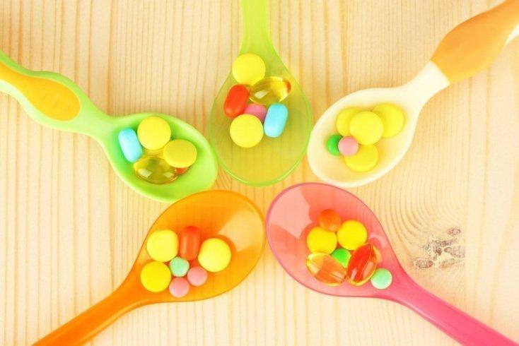 Дозировка витаминов для детей