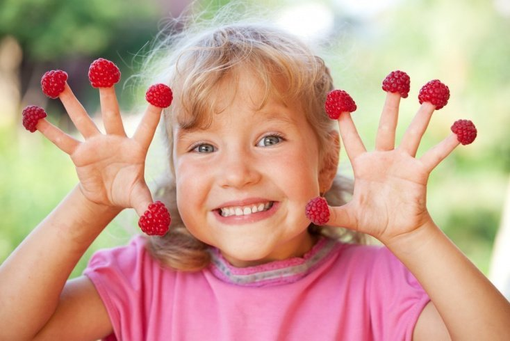 Немытые ягоды и руки — опасность заражения паразитами
