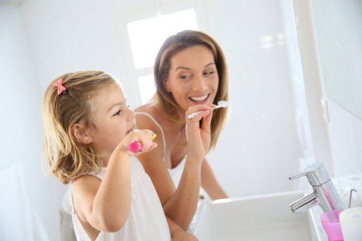 Зубные пасты против бактерий полости рта