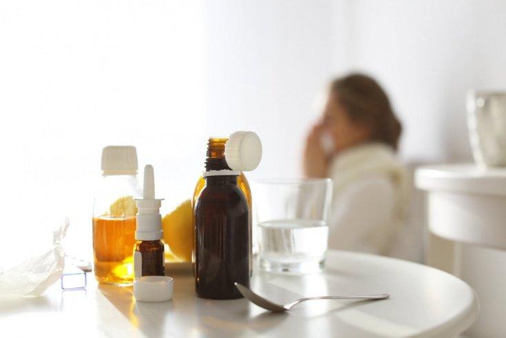 Лечение насморка и причин вазомоторного ринита