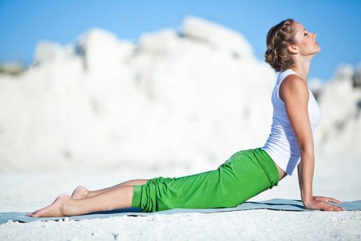 Какие упражнения противопоказаны во время менструации?