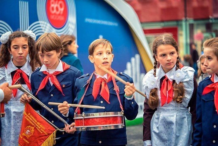 Как одевали детей родители в СССР