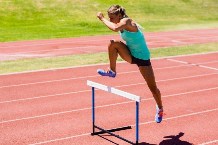 Соревнования по легкой атлетике для детей-подростков