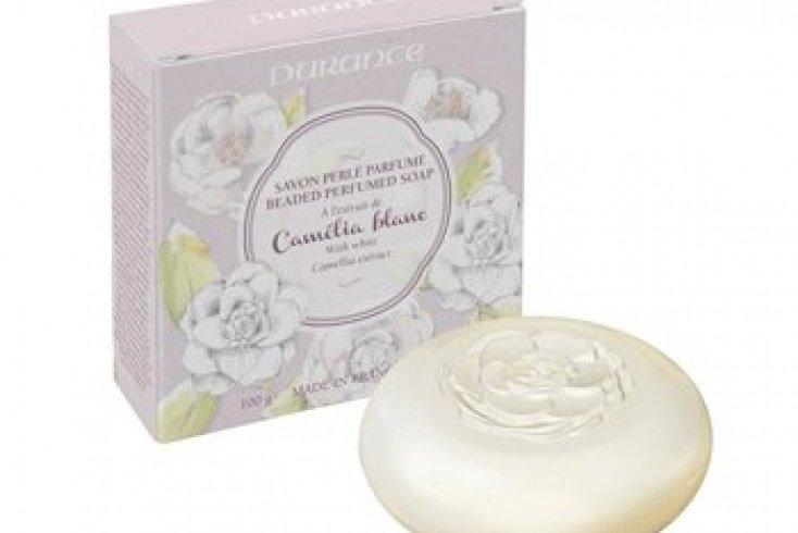 Парфюмированное мыло Durance Savon Camelia Blanc