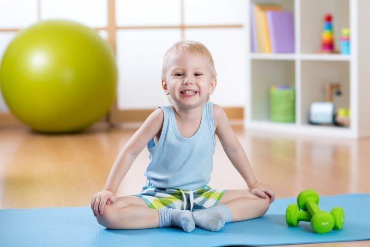 Детская йога как стиль жизни для здорового будущего человека