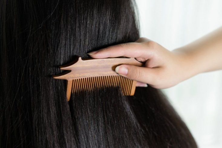Стрижка волос топором