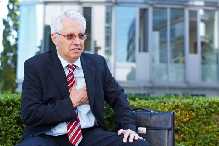 Симптомы ППС: одышка, головокружение, слабость