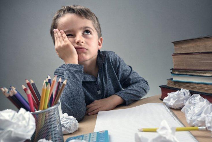 Упражнения для развития внимания у ребенка