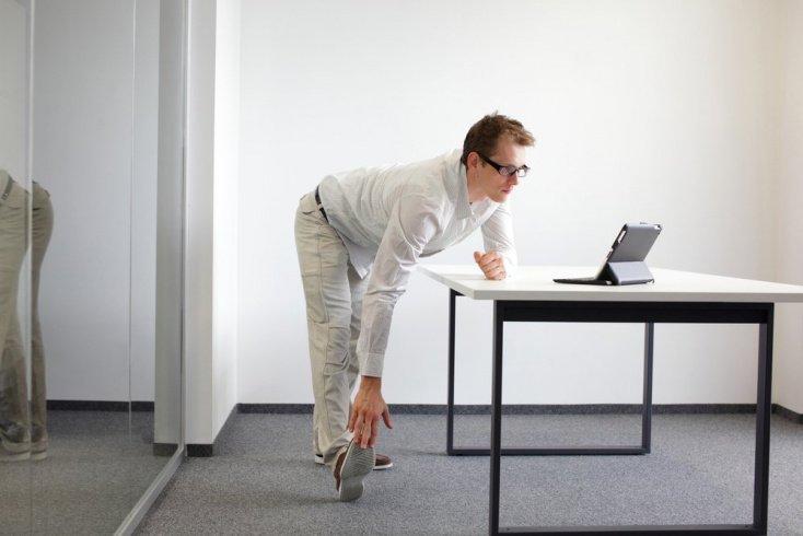 Упражнения для офиса: поддерживаем здоровье