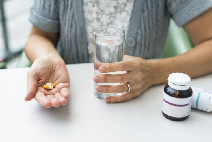 Прием некоторых лекарств