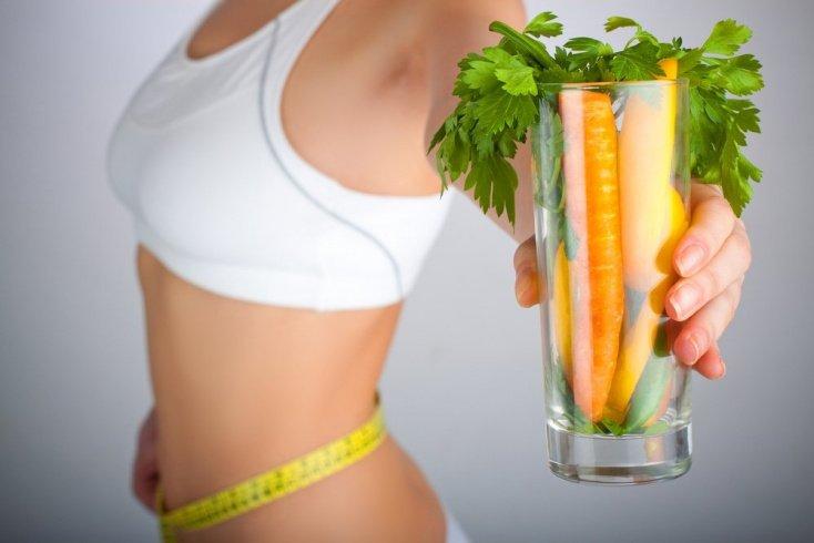 Похудение без строгих запретов