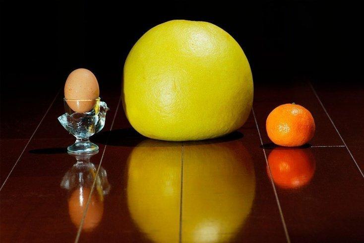 Питание для похудения: полезные свойства помело