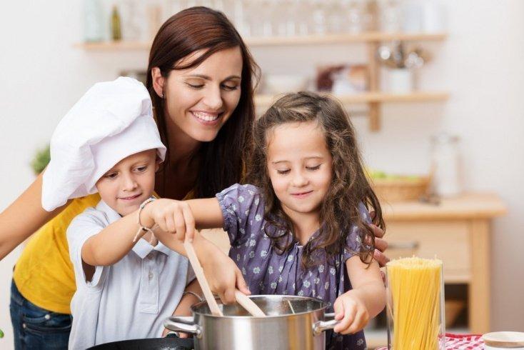 4. Подобрать простые рецепты