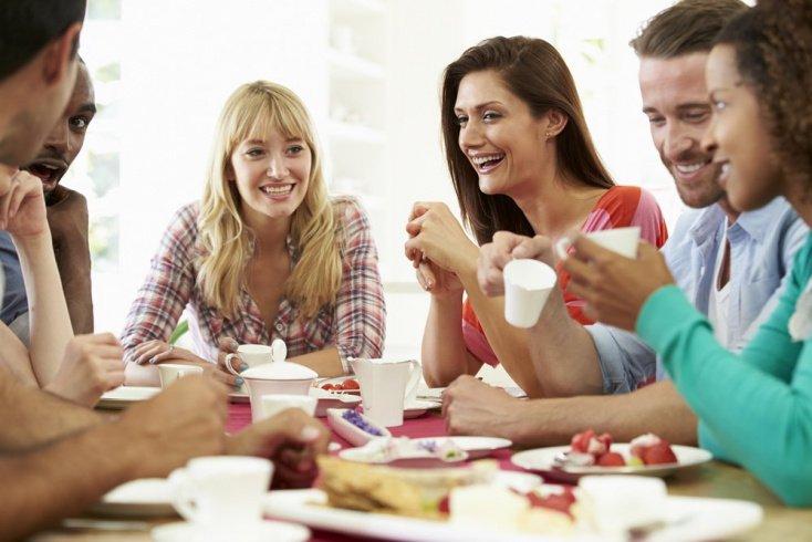 Общение с друзьями влияет на ваше поведение