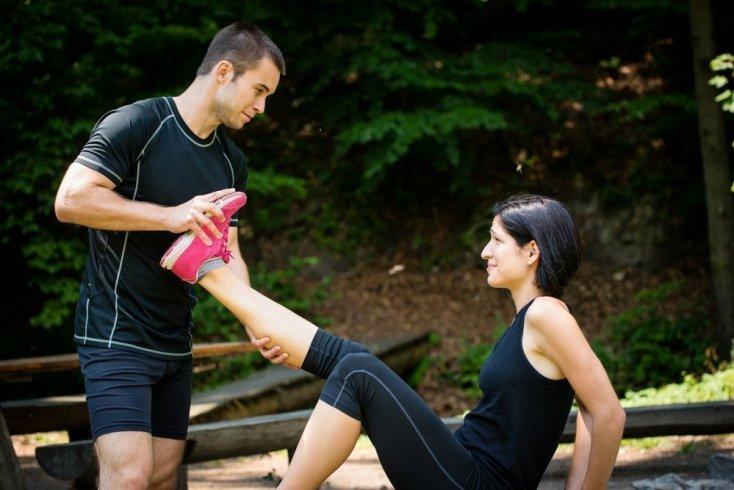 Судороги ног у женщин, не имеющих проблем со здоровьем