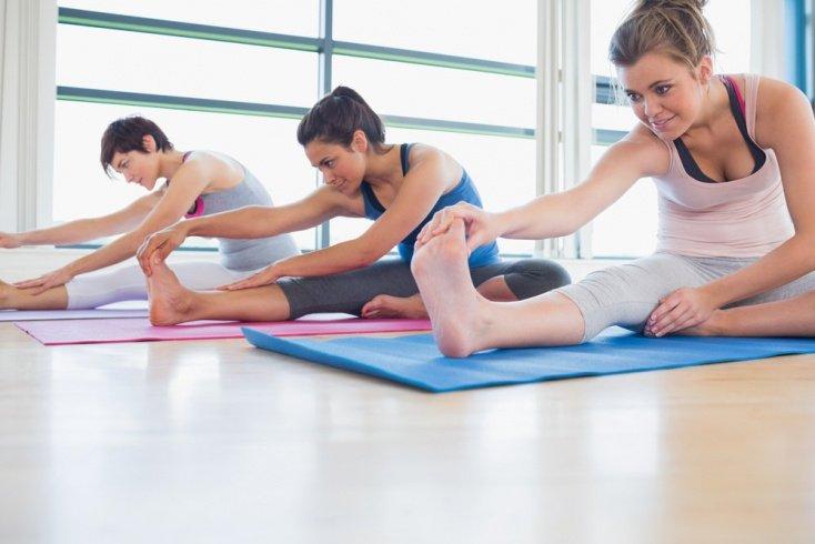 Растяжка спины и ног: упражнения для начинающих