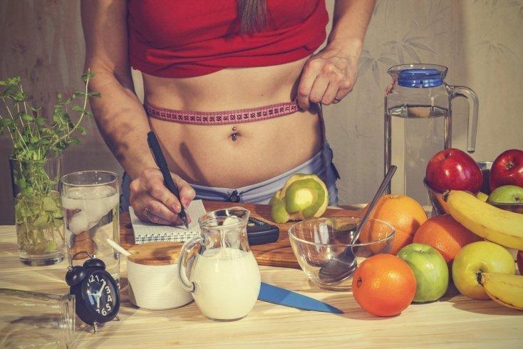 Правила диеты в борьбе с ожирением