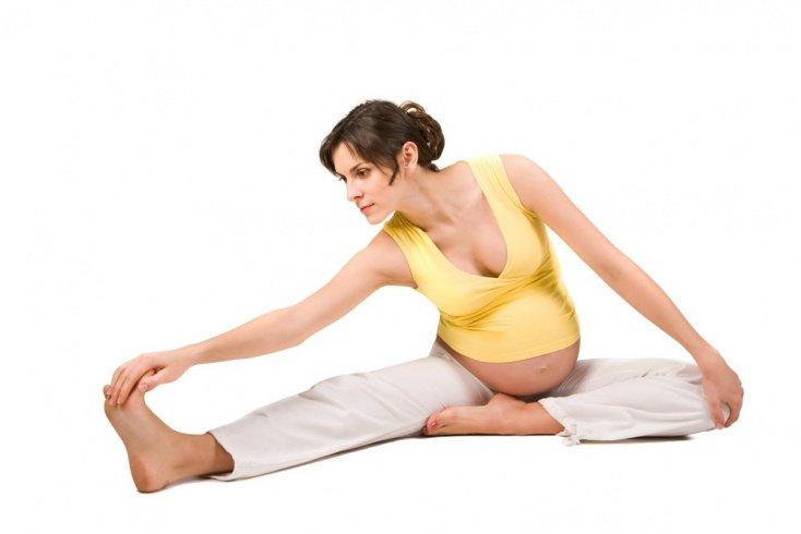Польза физических нагрузок при беременности