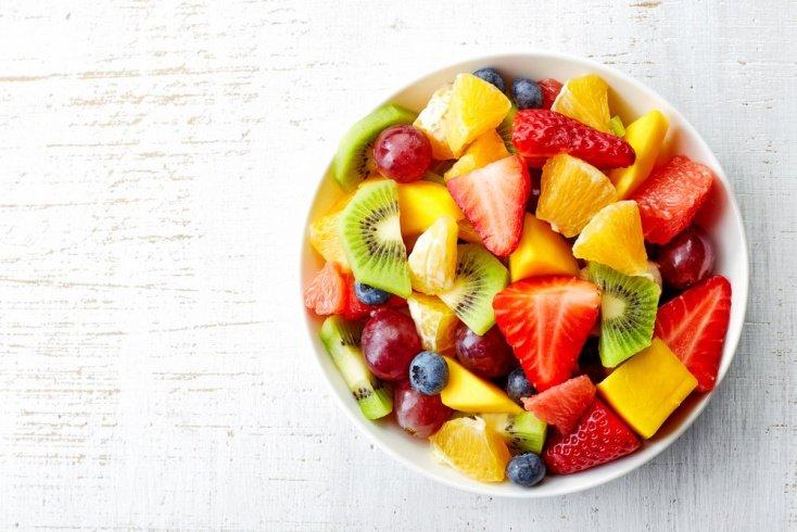 Фруктовый салат ремохон — десерт Андалусии