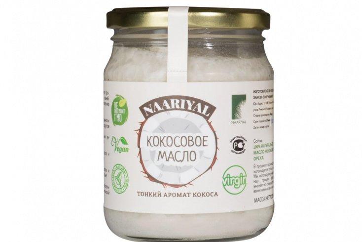 Кокосовое масло, Naariyal Virgin